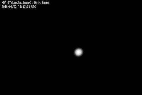 メインスコープ:木星