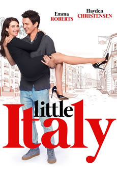 Capa Little Italy (2019) Dublado Torrent