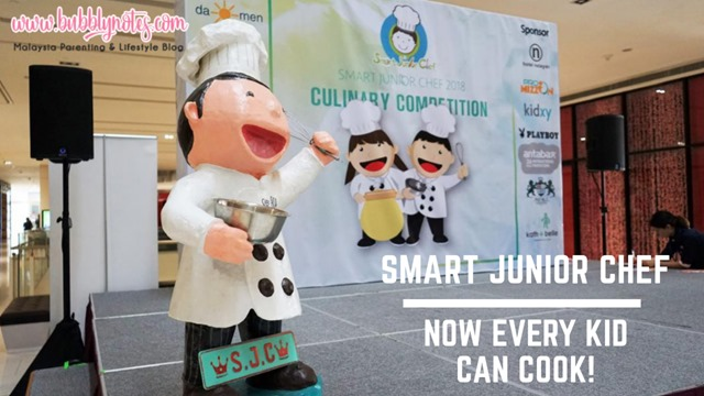 SMART JUNIOR CHEF - NOW EVERY KID CAN COOK!