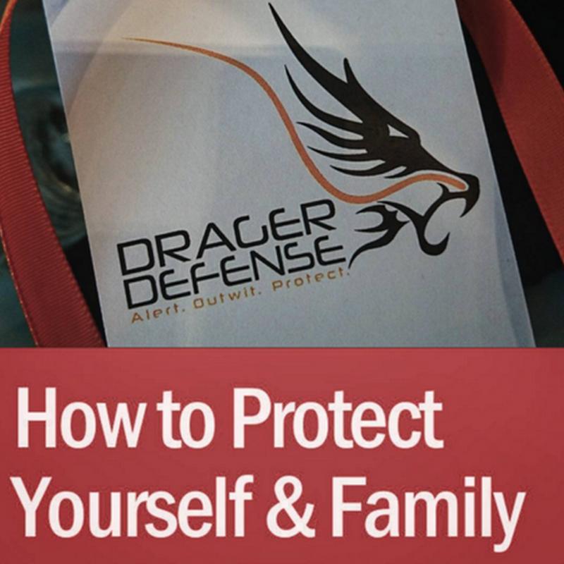 Drager Defense: Lindungi diri dan keluarga anda !