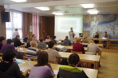 Úvodní seminář k projektu PRESTO