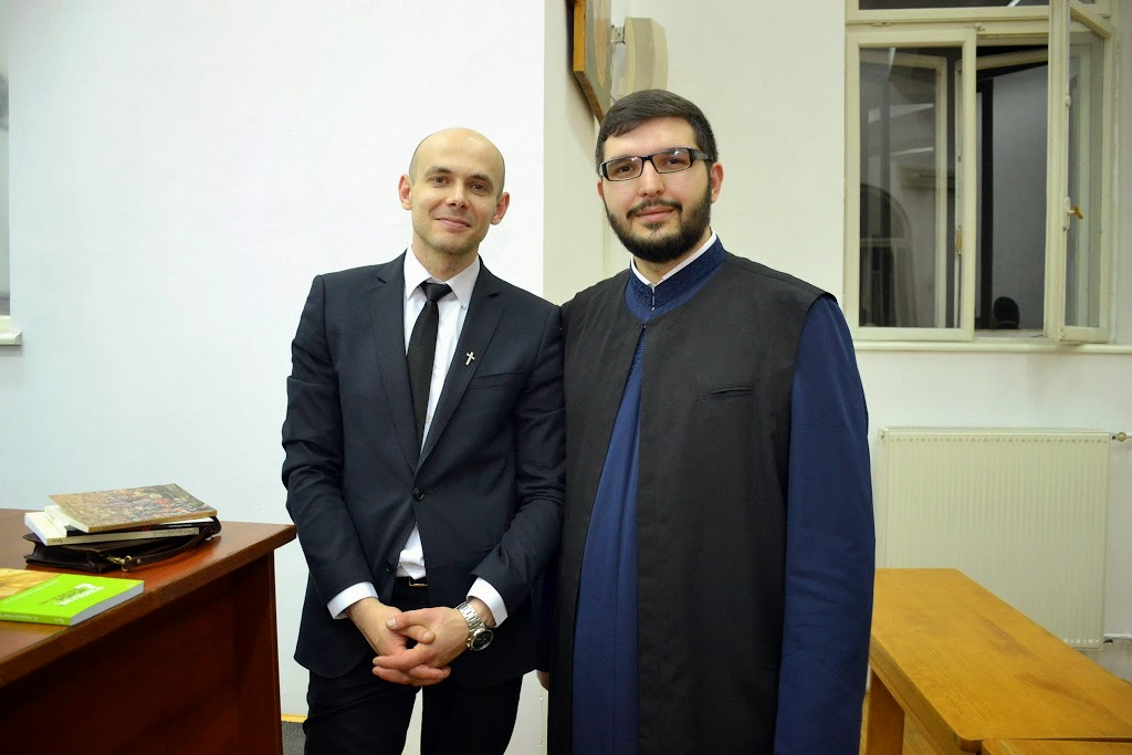 Pr. Constantin Necula despre tineri, FTOUB 290