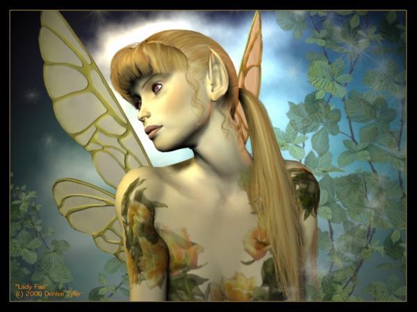 Fairy Sight, Fairies Girls