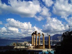 Blick auf Palermo