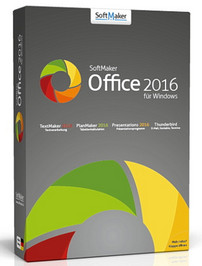 SoftMaker Office Professional 2016 rev 761.0927 Türkçe + Portable
