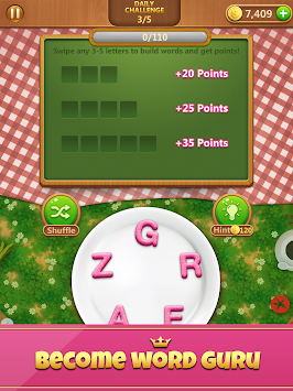 Word Cookies - Word Connect : Word Games apk screenshot