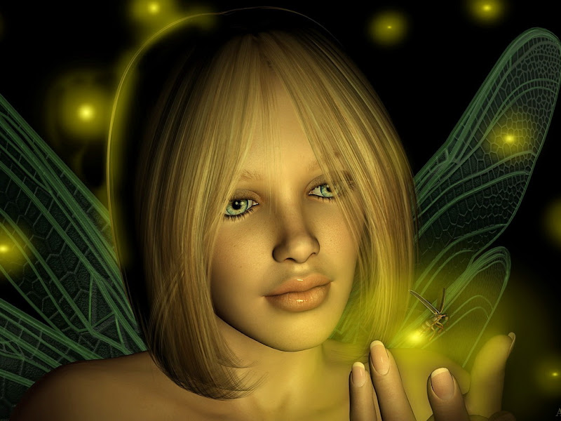 Shining Little Fairy, Fairies Girls