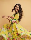Pooja Hegde Latest Photos In Yellow Dress