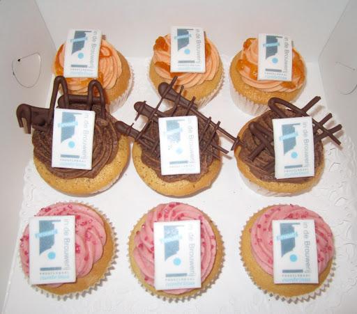 Gemengde cupcakes in de Brouwerij.JPG