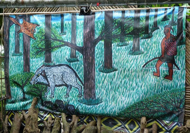 Restaurant aborigene pres de Xizhi, Musée de la céramique Yinge - P1140713.JPG