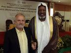 Dr. Mansur Escudero y Sheij Ibrahim Salah