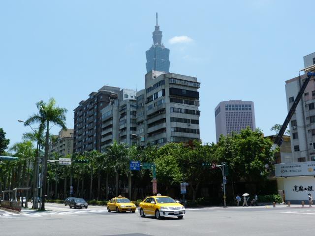 TAIWAN.TAIPEI, shilin une des villas de CKS dans un ancien parc botanique et autres vues - 1sichuan%2B036.JPG
