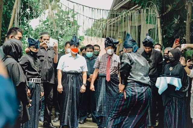 Lomba  Pa'bitte Passapu dan Angngaru Meriahkan Festival Budaya Kajang 4
