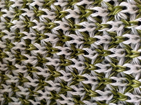 Passap Schal im AX Muster
