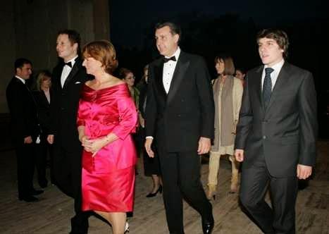 Familia Regală a României la Gala Uniter 2011