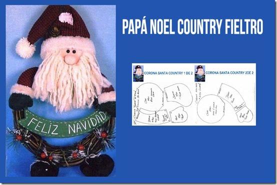 PAPA NOEL CONUNTRY