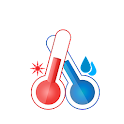Thermo-hygrometer icon