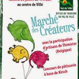 Marché des Créateur à Villé (FR)
