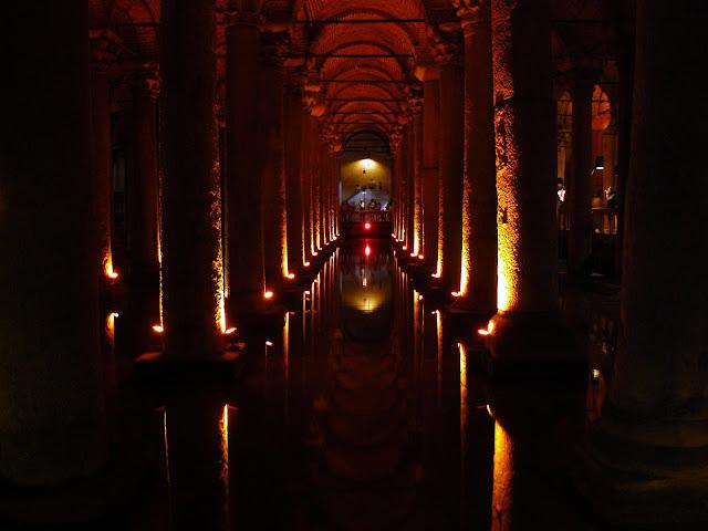 Basilica Cisterna (Yerebatan Sarayi)