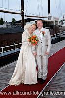 Bruidsreportage (Trouwfotograaf) - Foto van bruidspaar - 052