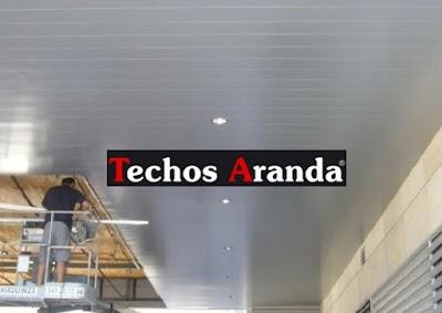 Ofertas economicas techos baños Madrid