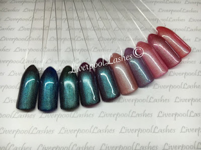 liverpoollashes liverpool lashes cnd craft culture collection shellac patina buckle