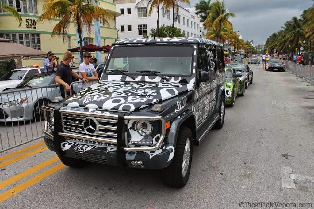 2014 Gumball 3000 Miami 2 Ibiza Ocean Drive 7949