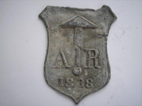 Naam: A. RoegholtPlaats: GroningenJaartal: 1838