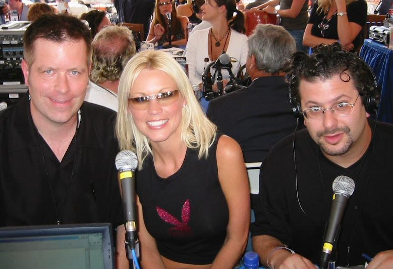 Ron Louis And David Copeland On The Air With Dalene Kurtis, David Copeland