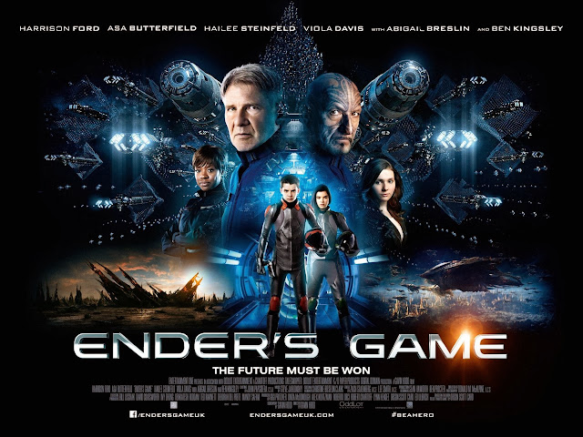 Η εκδίκηση του Ender Ender's Game Wallpaper