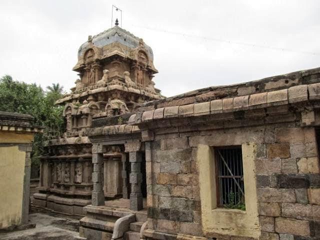 Sri Abadhsahayeswarar Temple, Thiruppazhanam, Thiruvaiyaru - 275 Shiva Temples