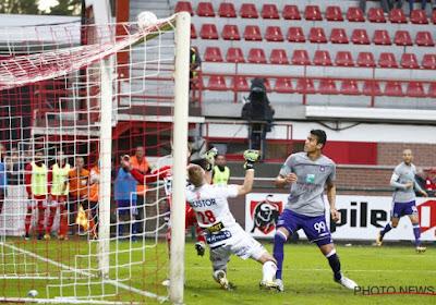 """Kaminski a vu un autre Anderlecht: """"De longs ballons et beaucoup d'agressivité"""""""