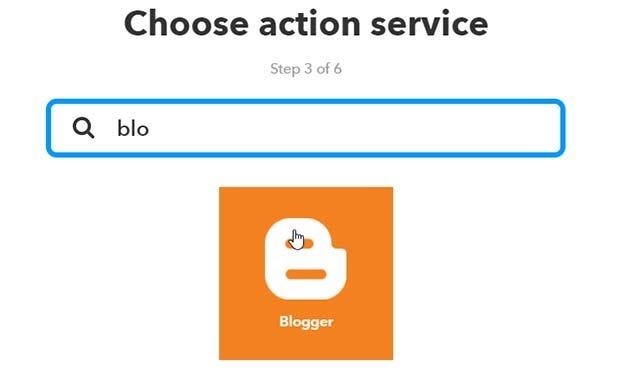 blogger-service