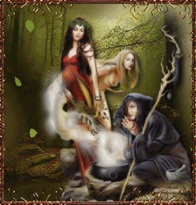 Pagan Wicked Ritual, Paganic
