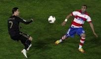 Goles Granada R Madrid [2 - 1]  - futbol de españa