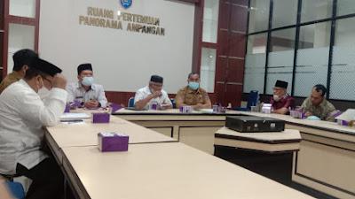 Syafruddin N Diusulkan Sebagai Plt. Ketua Baznas Payakumbuh