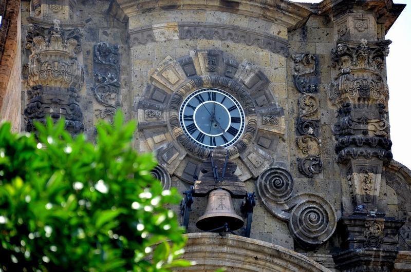 Reloj Plaza de Armas