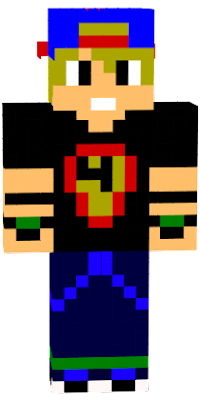 Please use the skin this skin is the skin for the players 1vs1 hg soup bedwars u.s.w please use this skin :D