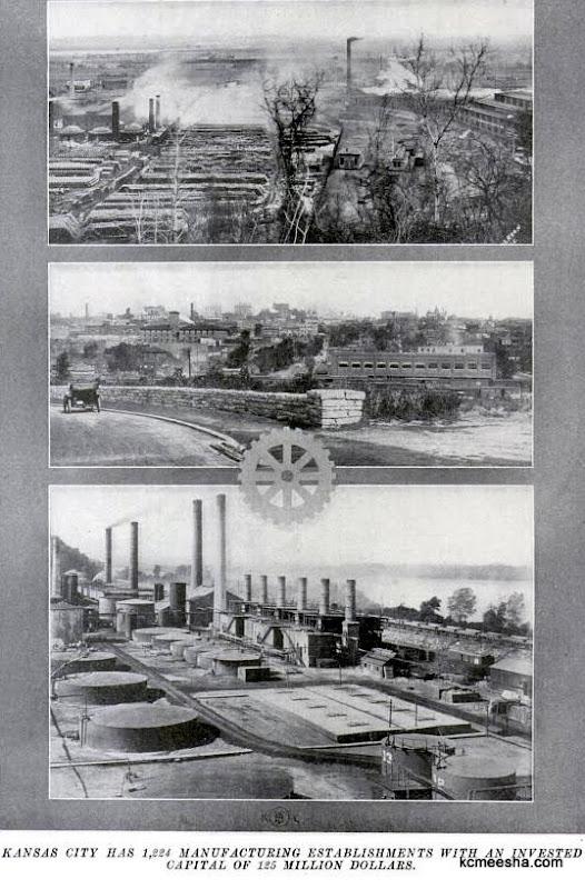 Old Photos: Kansas City 1914