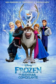 Frozen: Uma Aventura Congelante Download