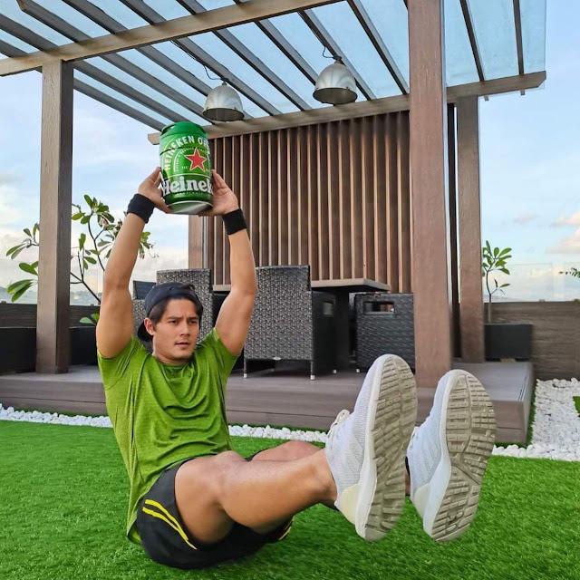 Daniel Matsunaga Fresh Experiences with Heineken