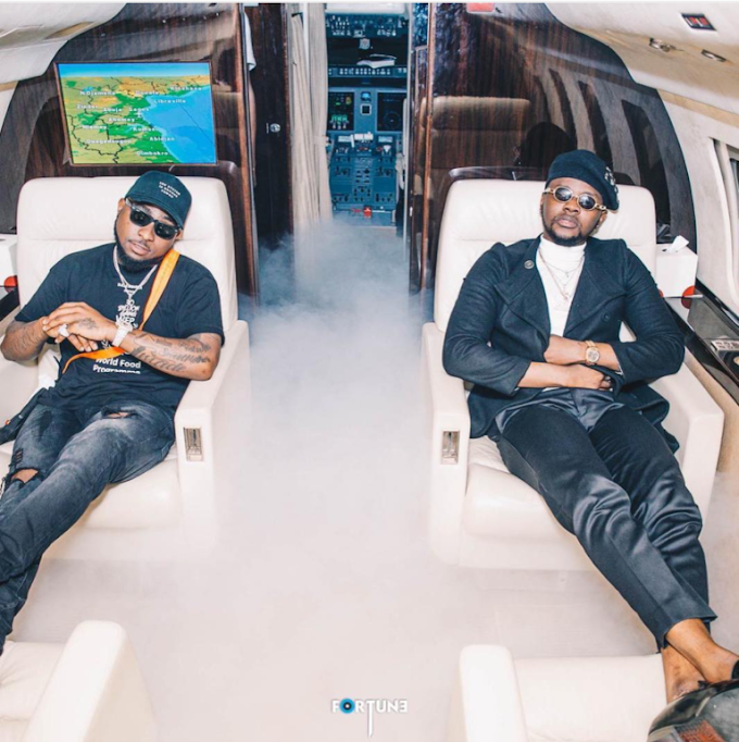 #BeefAlert: Kizz Daniel Unfollows Davido On Instagram