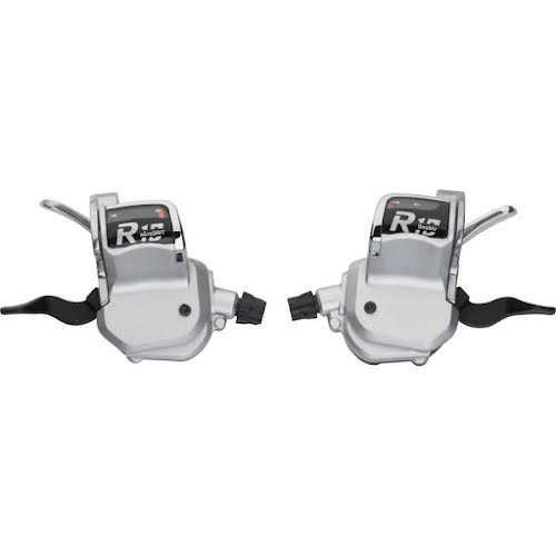 MicroShift R10 Trigger Shifter Set, 10-Speed Road, Double, Shimano