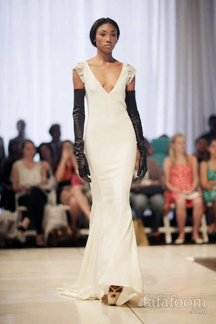Unveiled SF - Vera Wang Spring 2014 Bridal Collection
