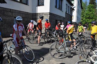Treningówka Szklarska 18-20.05.2012
