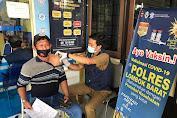 Percepatan Vaksinasi, Satpas Polres Lombok Barat Sediakan Vaksin Gratis