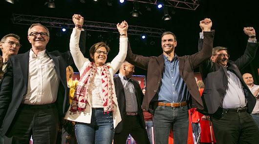 El sanchismo 'rompe la tregua' en el PSOE de Almería