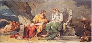 Egeria, Gods And Goddesses 8