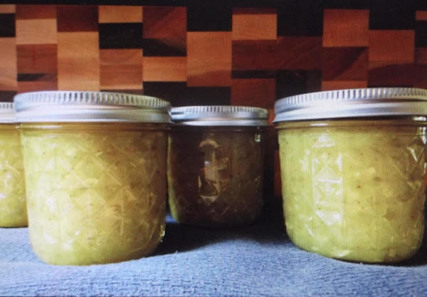 Mustard Pickles By Helen Recipe