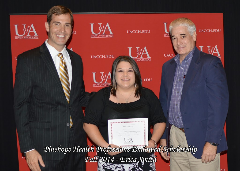 Scholarship Awards Ceremony Fall 2014 - Erica%2BSmith.jpg